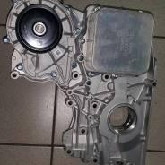 Крышка двигателя передняя в сборе ISF 2.8 Евро 4 5270239,5269790