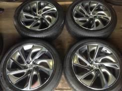 "Колёса 235/55R20 Bridgestone зима, диски оригинал Lexus RX 5x114.3. 8.0x20"" 5x114.30 ET30"