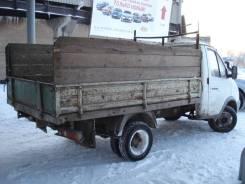 ГАЗ ГАЗель. Продам ГАЗ Газель бортовую, 2006 г. в., 2 400куб. см., 1 500кг., 4x2