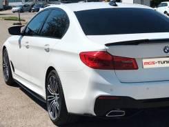Лип спойлер M4 style BMW 5-Series