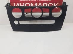 Накладка (блока управления отопителем) [51457063145] для BMW 5 E60/E61 [арт. 484557]