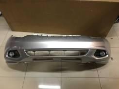 Бампер Передний Nissan Murano Z 51 Оригинал Серебро