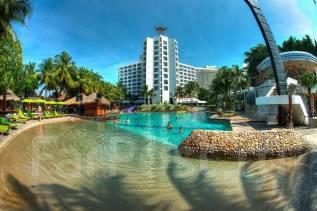 Таиланд. Паттайя. Пляжный отдых. Веселая Паттайя