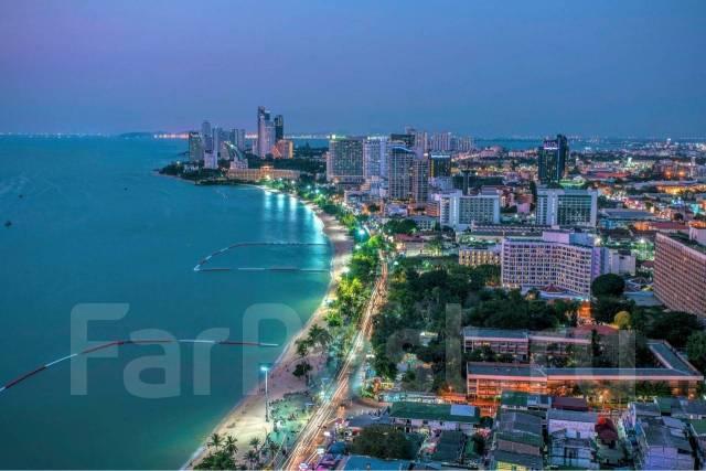 Таиланд. Паттайя. Пляжный отдых. Ближайший вылет из Хабаровска Тайланд, Паттайя