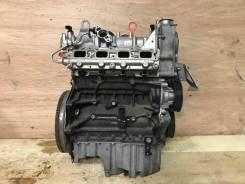 Двигатель САХ Фольксваген Гольф 6 1,4л TSI 122л.
