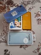 Samsung Galaxy A30. Новый, 64 Гб, Синий, 4G LTE, Dual-SIM, NFC