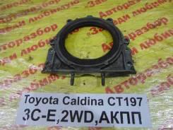 Лобовина двигателя Toyota Caldina Toyota Caldina 1999.04, задняя