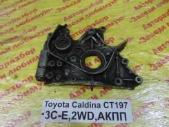Насос масляный Toyota Caldina Toyota Caldina 1999.04