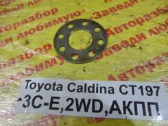 Шайба коленвала Toyota Caldina Toyota Caldina 1999.04