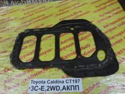 Пластина поддона Toyota Caldina Toyota Caldina 1999