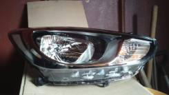 Hyundai Solaris. Фара правая. 921021R000