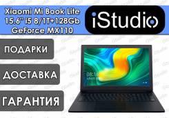 "Xiaomi Mi Notebook Lite. 15.6"", ОЗУ 8 Гб, диск 1 128Гб, WiFi, Bluetooth"