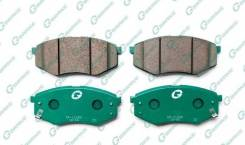 Колодки передние G-brake GP-11299