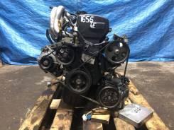Контрактный двигатель Toyota Corsa 1997г. EL51 4EFE (dist) A1656