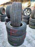 Michelin X-Ice. зимние, без шипов, 2013 год, б/у, износ 30%