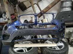 Бампер. BMW X3, F25 B47D20, N20B20O0, N20B20U0, N47D20, N52B30, N55B30M0, N57D30OL, N57D30TOP