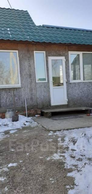 Продам дом в с. Камень-Рыболов. Камень-Рыболов, улица Клубная 2, р-н камень-рыболов, площадь дома 100,0кв.м., централизованный водопровод, электриче...