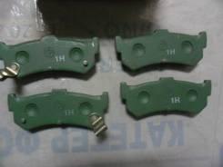 Колодки задние дисковые nissan March K11, HK11 92-97 гв Отправка ТК