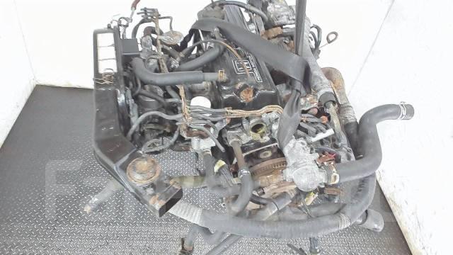 Контрактный двигатель Honda Prelude 1988-1991, 2 л, бенз, (B20A4)