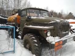 Урал 4320. Продается бензовоз-топливозаправщик на базе , 11 760куб. см., 13 500кг., 6x6