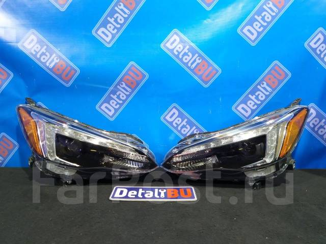 Фары LED Subaru Crosstrek XV GT G24 GT3 GT7 GTA