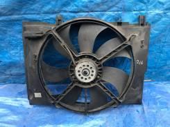 Вентилятор охлаждения радиатора. Chrysler Crossfire M112