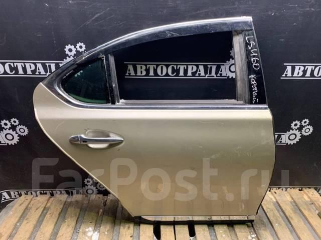 Дверь задняя правая Lexus LS460