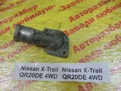 Фланец двигателя системы охлаждения Nissan X-Trail Nissan X-Trail