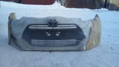 Бампер Toyota Aqua 2е поколение