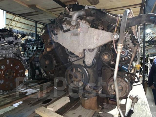 Контрактный двигатель Opel Antara 3.2