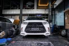 Кузовной Комплект В Стиле Lexus Toyota Highlander (XU50) 2013 - 2016