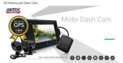 Видеорегистратор для мотоцикла двухканальный G5 Motorcycle Dash Cam