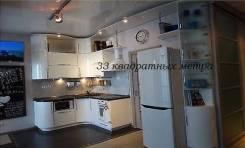 2-комнатная, улица Прапорщика Комарова 58. Центр, агентство, 55,0кв.м. Кухня