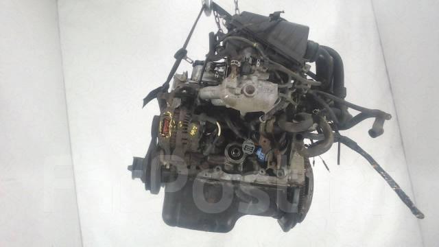 Контрактный двигатель Honda Logo 1999, 1.3 л, бензин (D13B7)