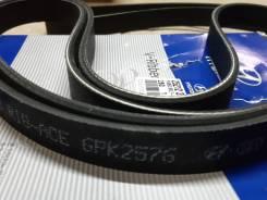 Ремень генератора 6PK2576 Hyundai Santa FE 12- [252122G100]