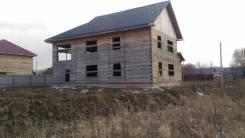 Продам деревянный недостроенный дом в районе 6 школы. Улица Клиновая 2, р-н 6 школа, площадь дома 250,0кв.м., централизованный водопровод, электриче...