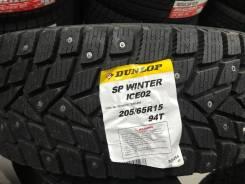 Dunlop SP Winter Ice 02, 205/65R15 94T