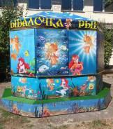 Аттракцион Рыбалочк 10 мест