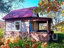 Хорошая дача с деревянным домиком недалеко от города. Улица Советская 78, р-н Салют, площадь дома 12,0кв.м., электричество 4 кВт, от агентства недви...