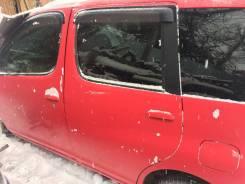 Дверь задняя левая Toyota Funcargo NCP20 2NZFE