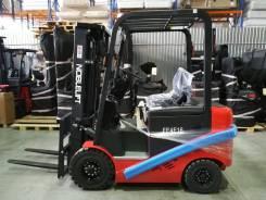 Noblelift. Бюджетный электрический погрузчик (1,6 тонн, 4,5 м), Электрический