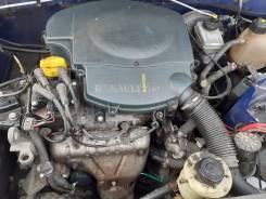 Двигатель рено логан 1/2006г. в