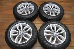 """Зимние колеса R17 для BMW X3. 7.5x17"""" 5x120.00 ET43 ЦО 72,6мм."""