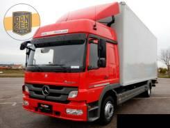 Mercedes-Benz Atego. Мерседес Атего 1224, 2013г, фургон 7м с гидролифтом, без пробега по РФ, 6 374куб. см., 4x2. Под заказ