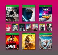 Аренда игр Xbox One