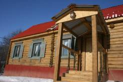 Дом с русской печью и баней. От частного лица (собственник)