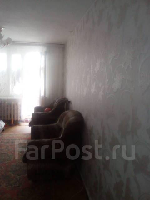 3-комнатная, улица Химиков 3. Горбуша, частное лицо, 62,0кв.м.