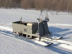 "Sever Trucks. Снегоход""Север-СКМ500, 1 500куб. см."