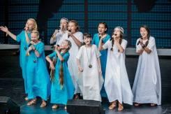 Эстрадный вокал, хореография, актёрское мастерство для детей!