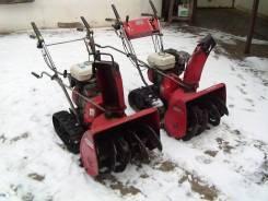 Honda. Японская снегоуборочная машина Хонда HS55/50